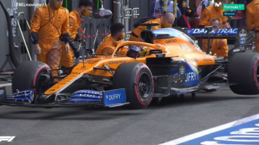 F1: NO LARGA CARLOS SAINZ