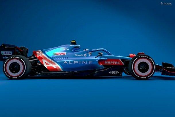 El nuevo F1 se prepara para salir a pista muy pronto