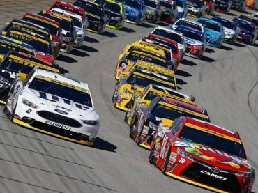 NASCAR ANUNCIÓ SU CALENDARIO 2018