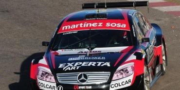 OTRA VICTORIA DE CANAPINO EN EL TOP RACE