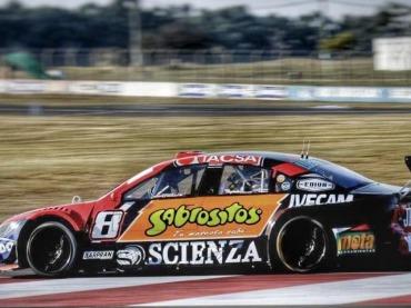 EL JP NO SIGUE EN TOP RACE