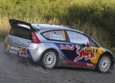 RAIKKONEN VOLVERÍA AL WRC CON TOYOTA EN 2019