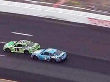 HARVICK EL HOMBRE DEL FIN DE SEMANA EN EL NASCAR