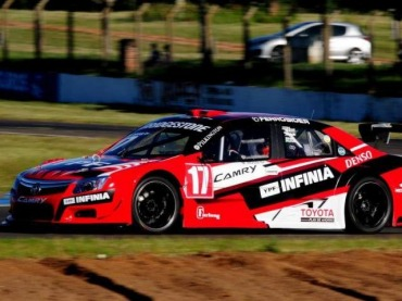 TOYOTA Y ROSSI, IMPARABLES