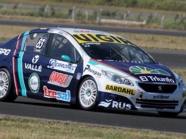 ARDUSSO SEGUIRÁ EN TN CON EL G RACING CAR
