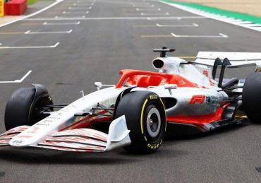 LA F1 PRESENTO EL NUEVO DISEÑO PARA EL 2022